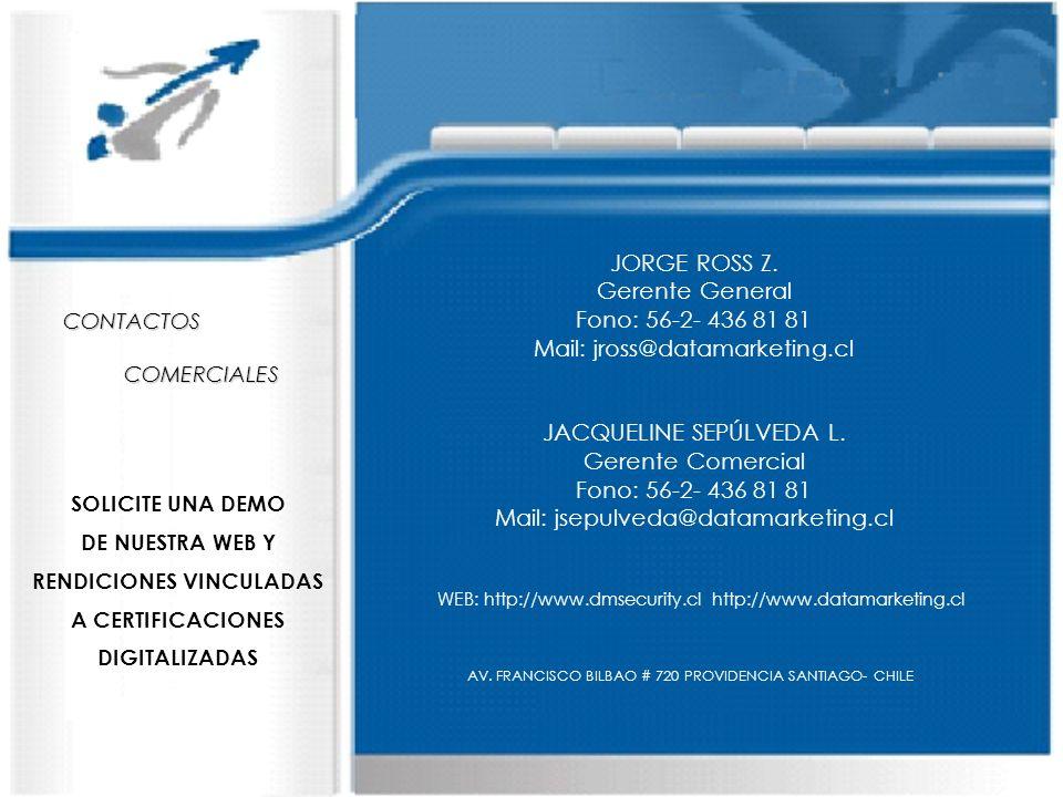 Mail: jross@datamarketing.cl
