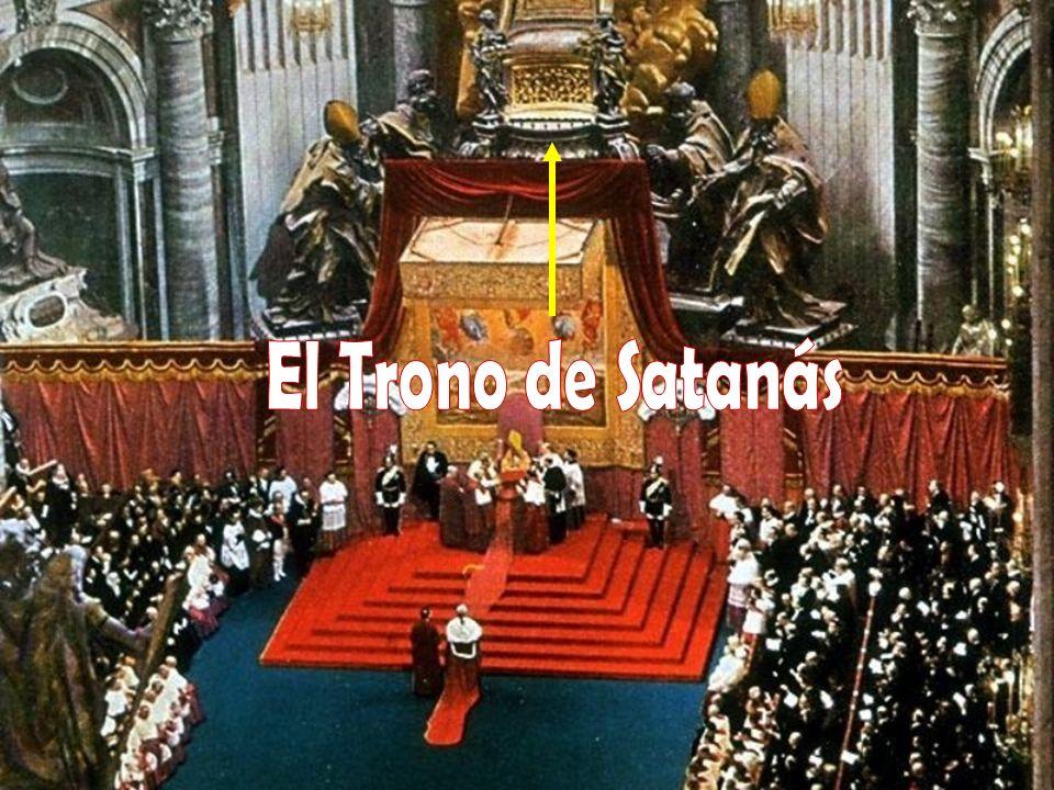 El Trono de Satanás