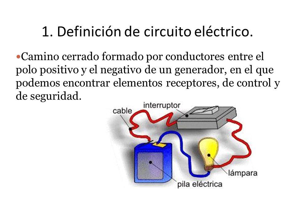Circuito Significado : º eso tema circuitos elÉctricos ppt descargar