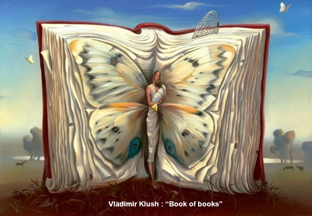 Vladimir Klush : Book of books
