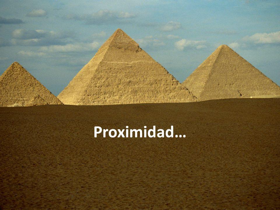 Proximidad…
