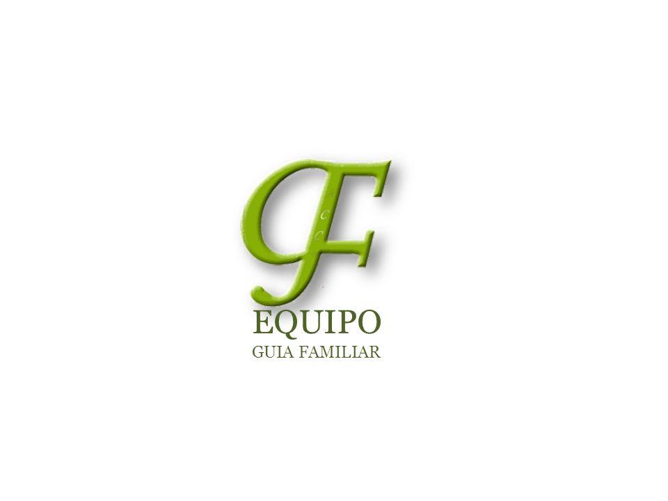 EQUIPO GUIA FAMILIAR