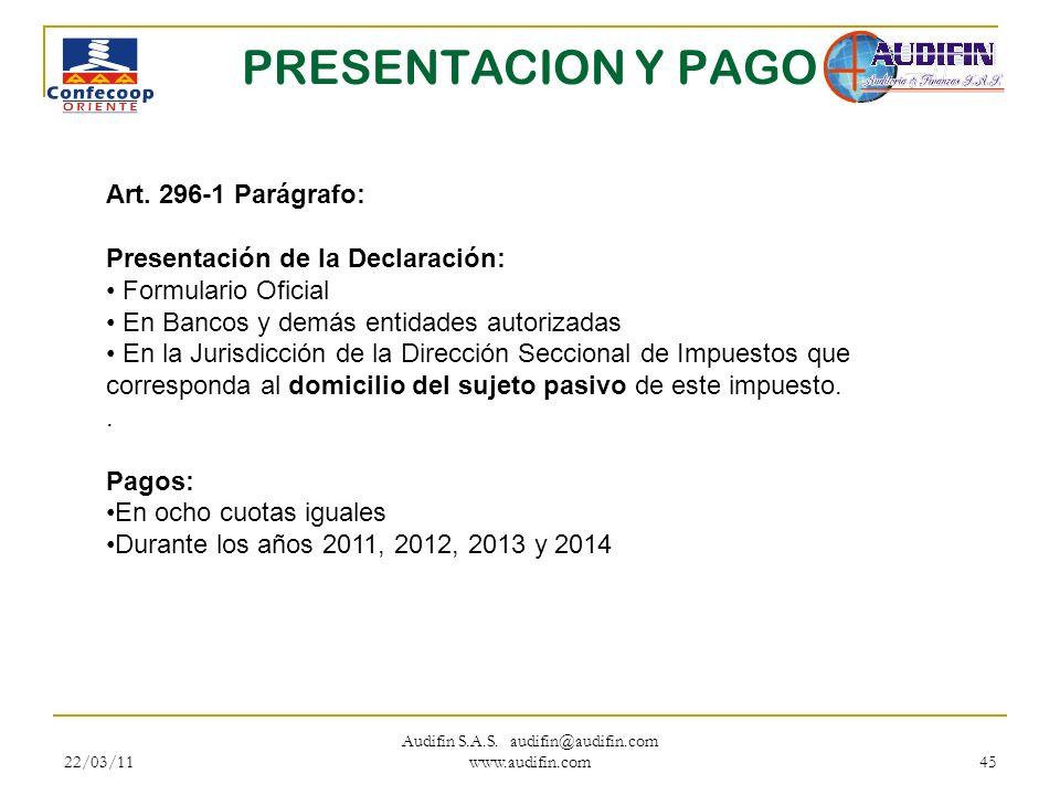Actualización Tributaria 2010