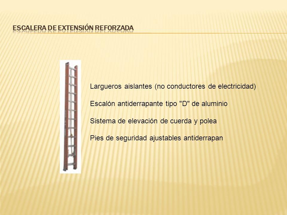 Escalera de Extensión Reforzada