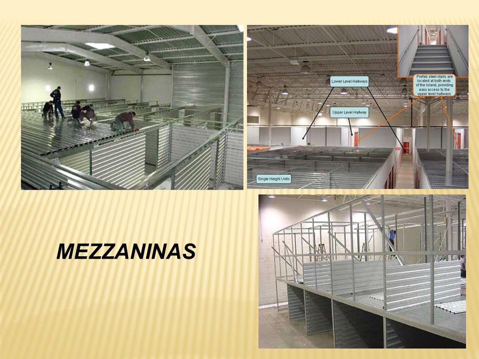 MEZZANINAS