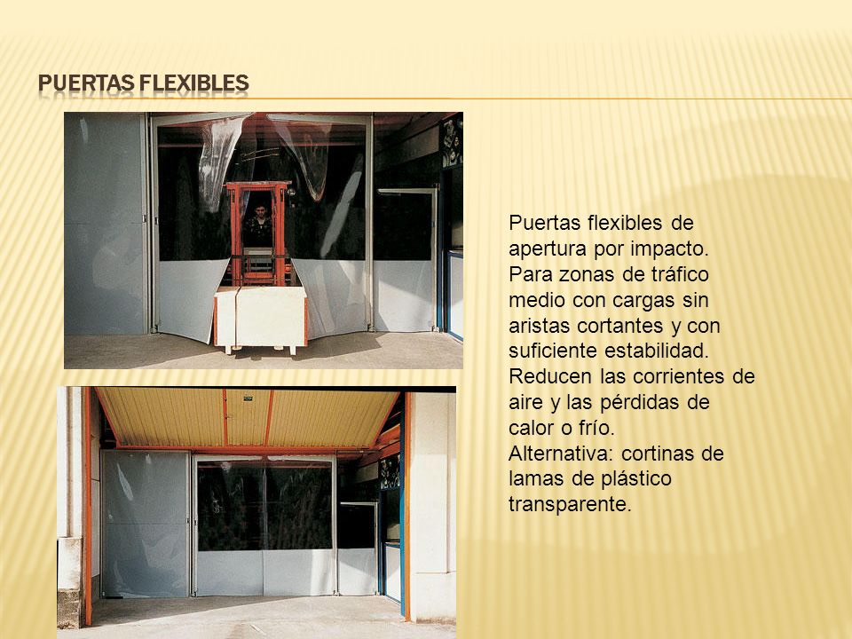 Puertas Flexibles