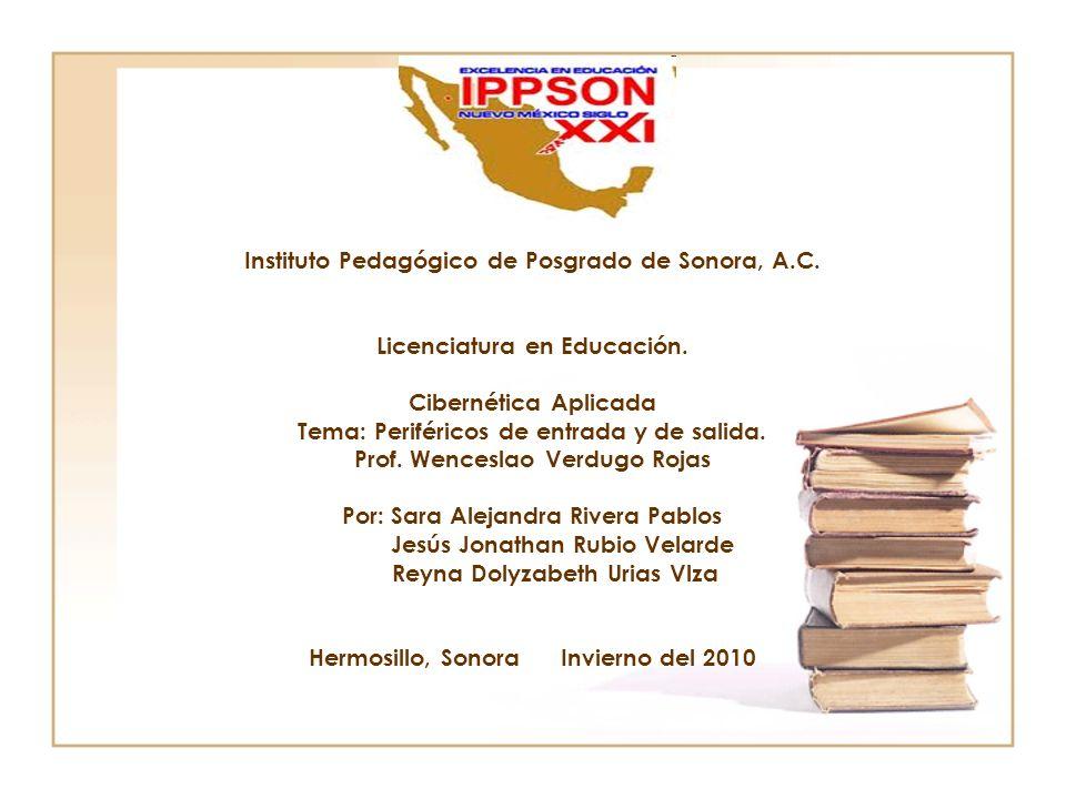 Instituto Pedagógico de Posgrado de Sonora, A. C