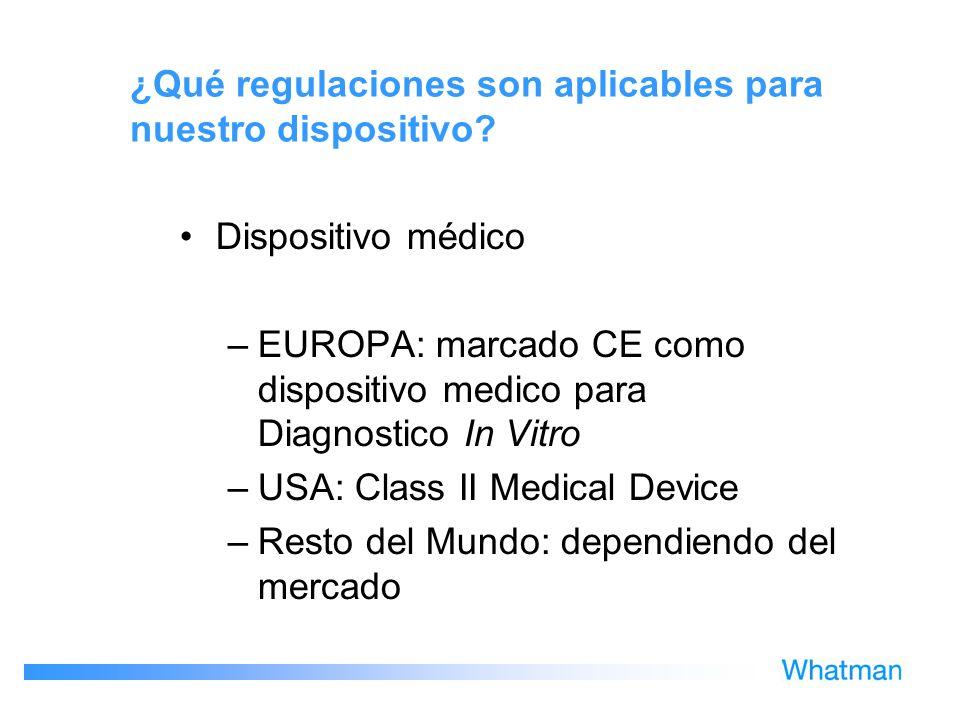 ¿Qué regulaciones son aplicables para nuestro dispositivo