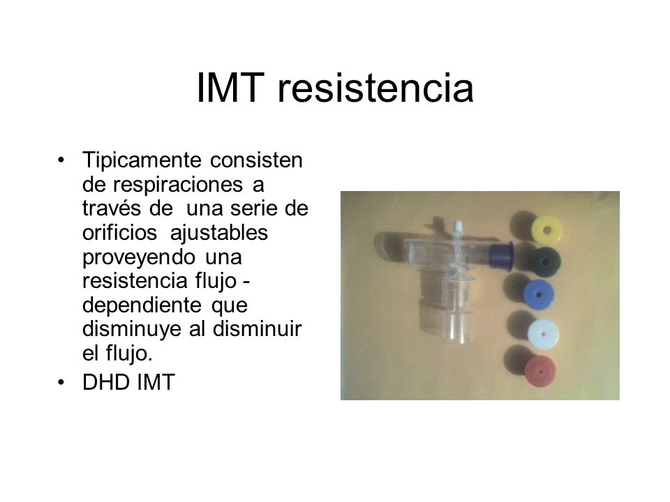 IMT resistencia