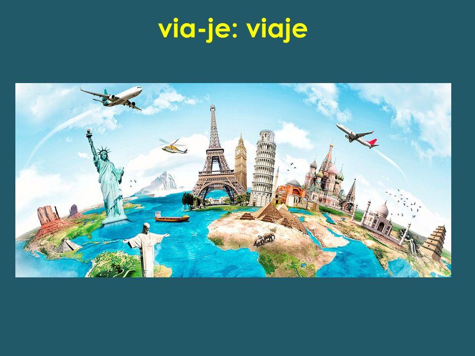 via-je: viaje