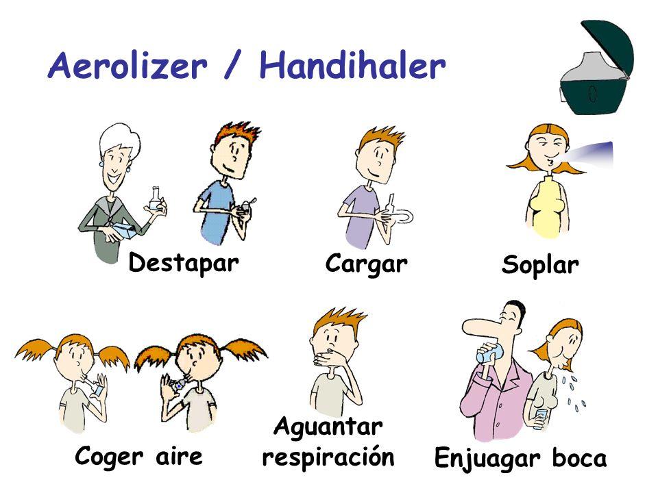 Aerolizer / Handihaler
