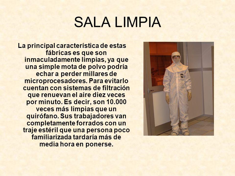 SALA LIMPIA