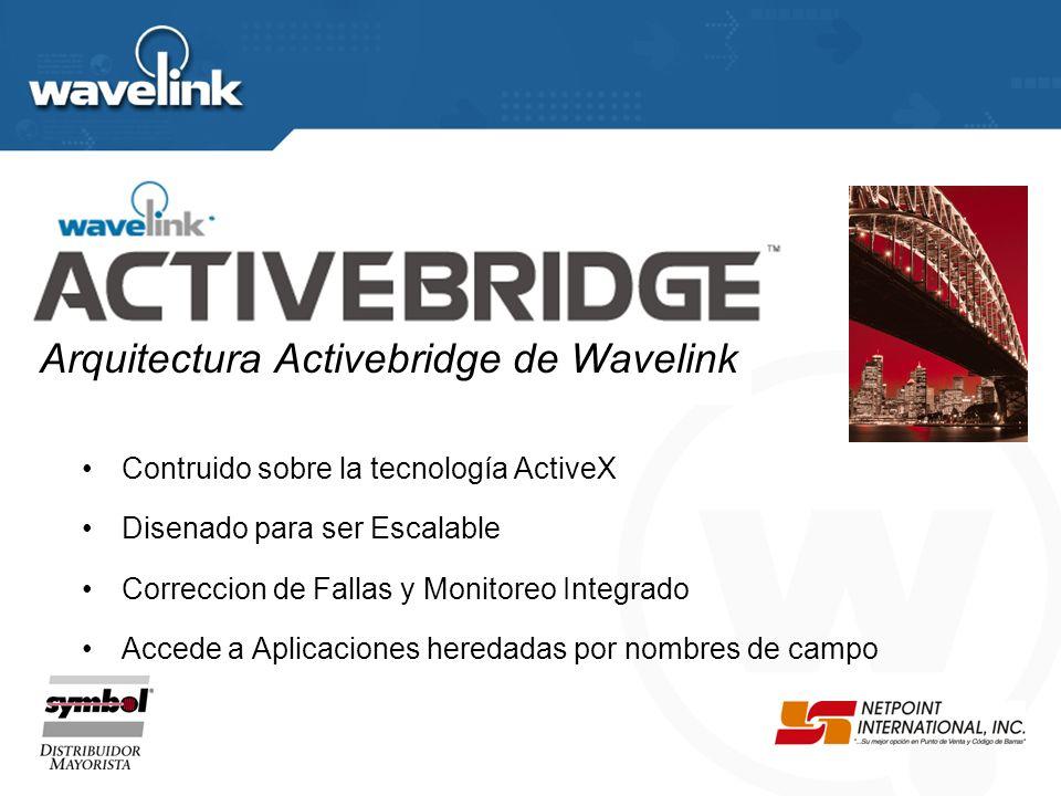 Arquitectura Activebridge de Wavelink