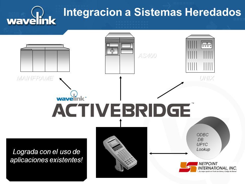 Integracion a Sistemas Heredados