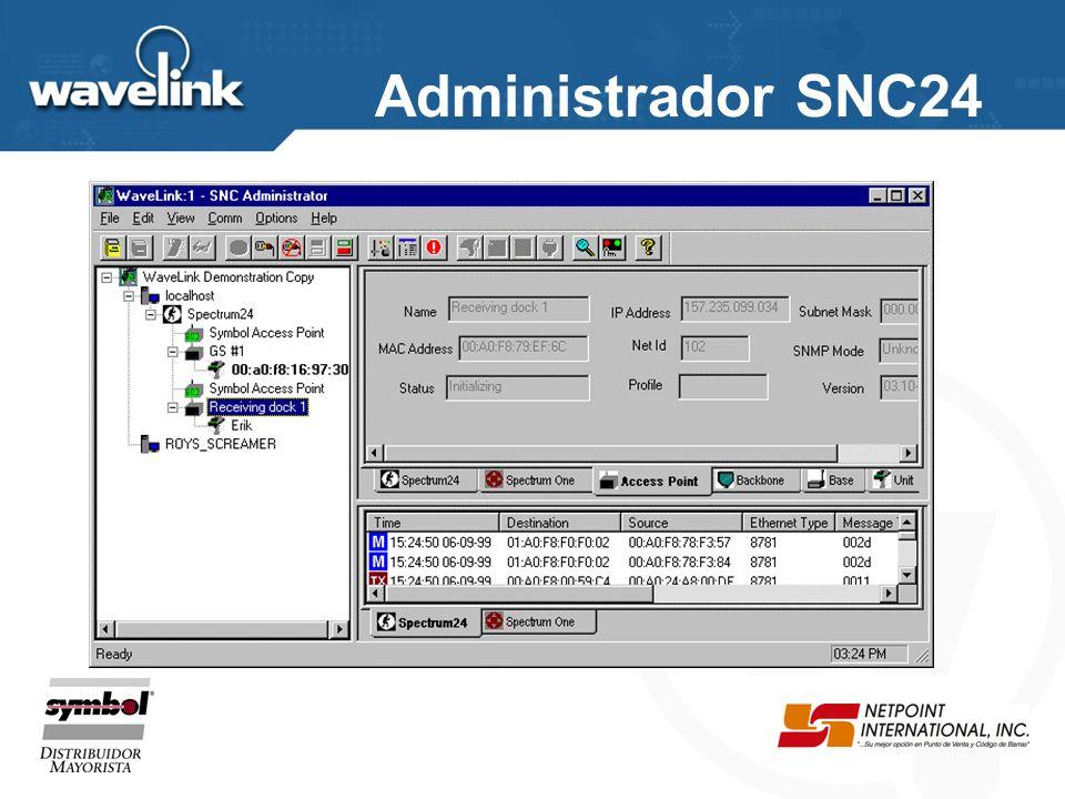 Administrador SNC24
