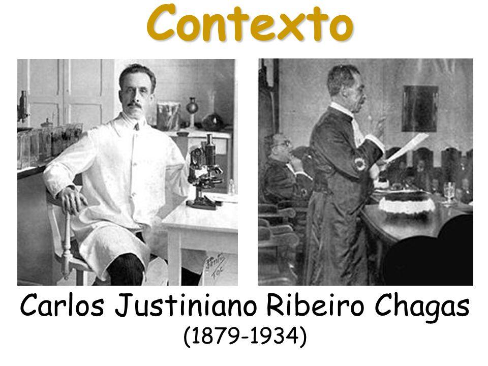 Carlos Justiniano Ribeiro Chagas (1879-1934)