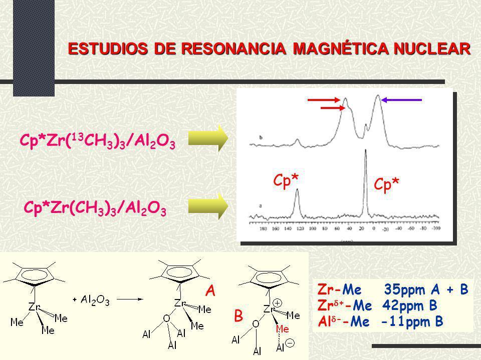 ESTUDIOS DE RESONANCIA MAGNÉTICA NUCLEAR