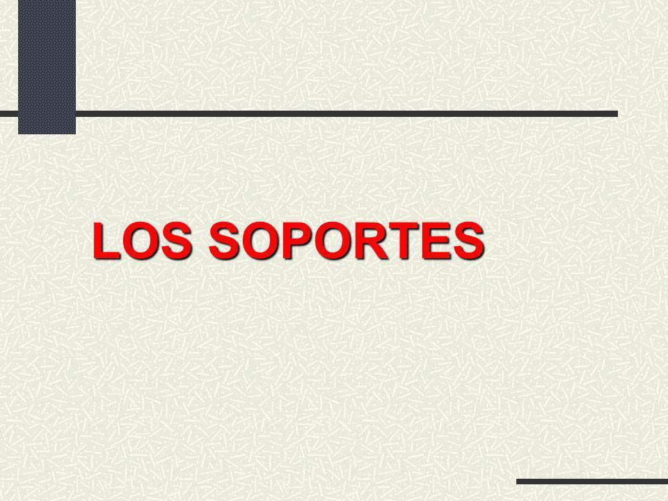 LOS SOPORTES