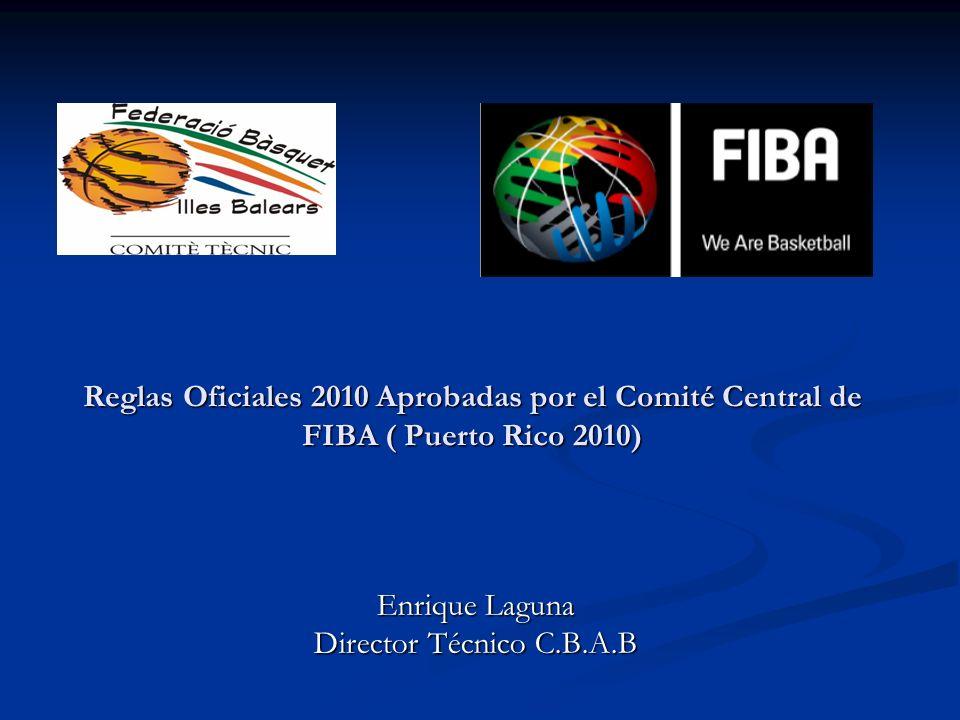 Enrique Laguna Director Técnico C.B.A.B