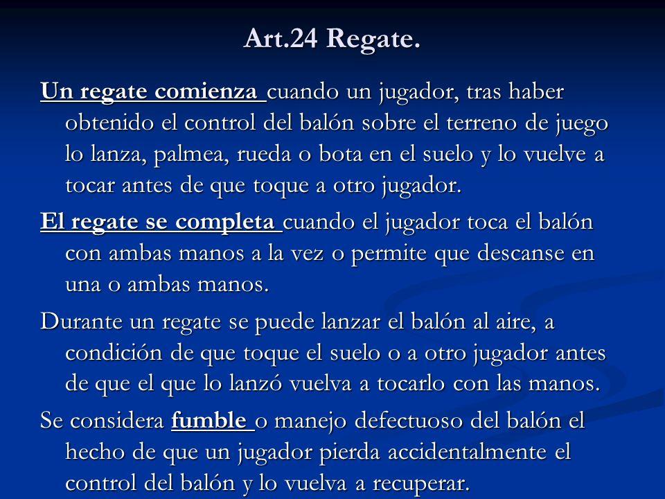 Art.24 Regate.