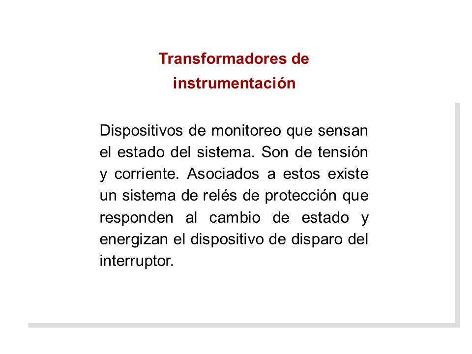 Transformadores de instrumentación