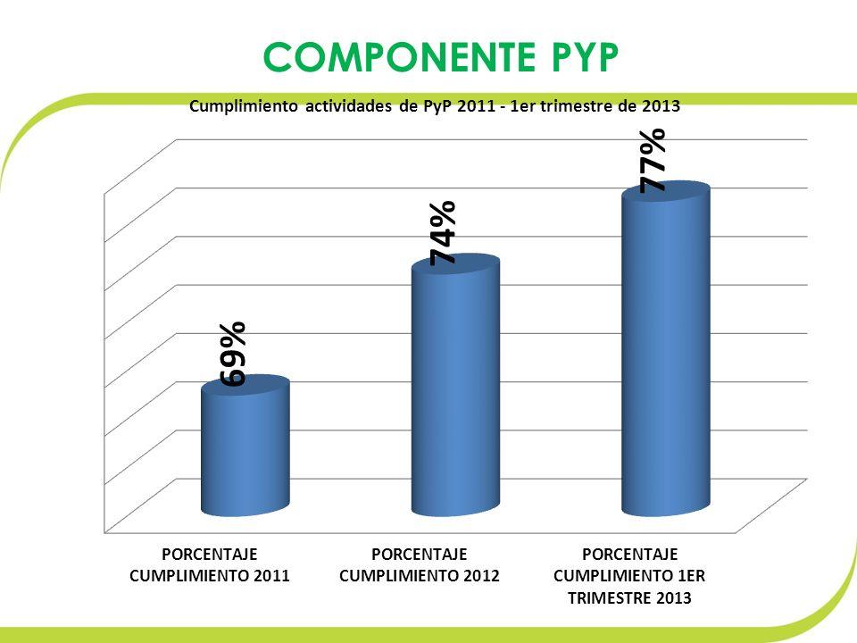 COMPONENTE PYP