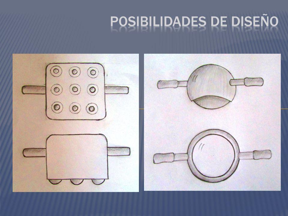 Posibilidades de diseño