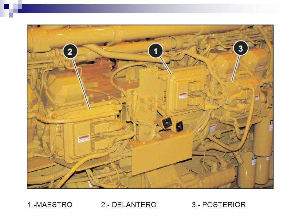 1.-MAESTRO 2.- DELANTERO. 3.- POSTERIOR
