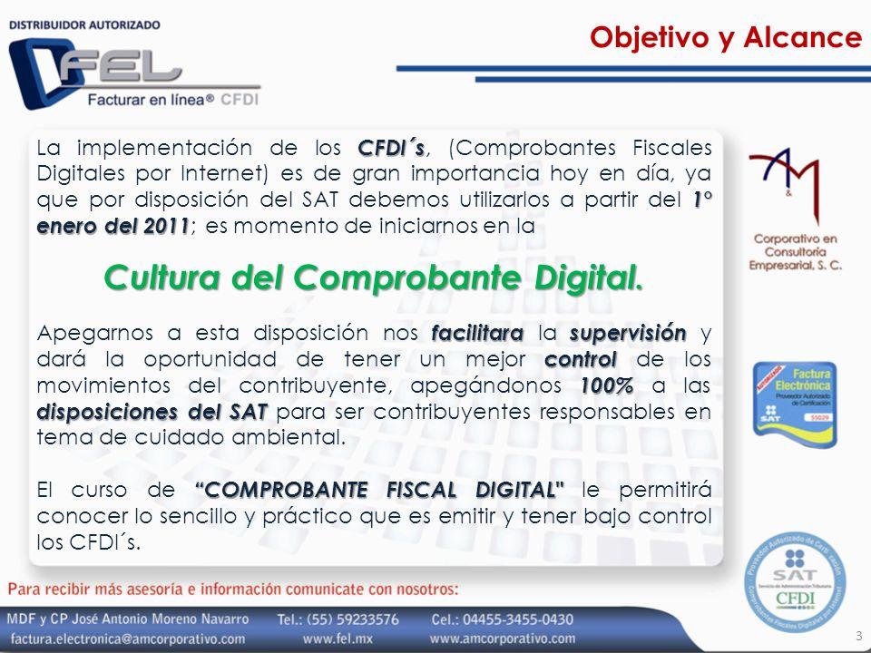 Cultura del Comprobante Digital.