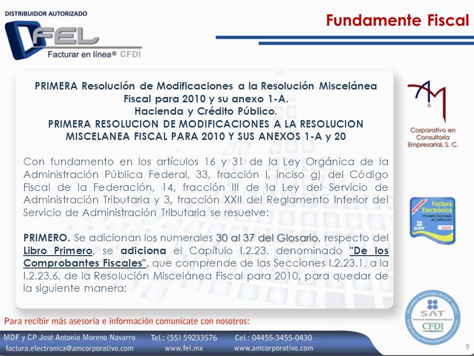 Hacienda y Crédito Público.