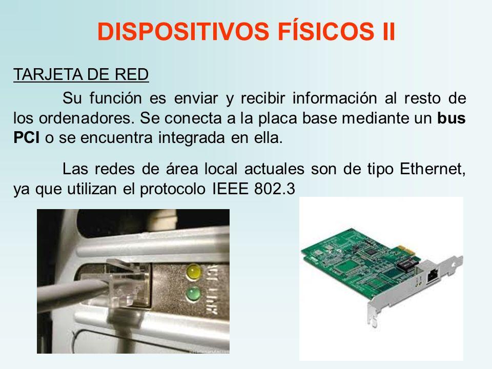 DISPOSITIVOS FÍSICOS II