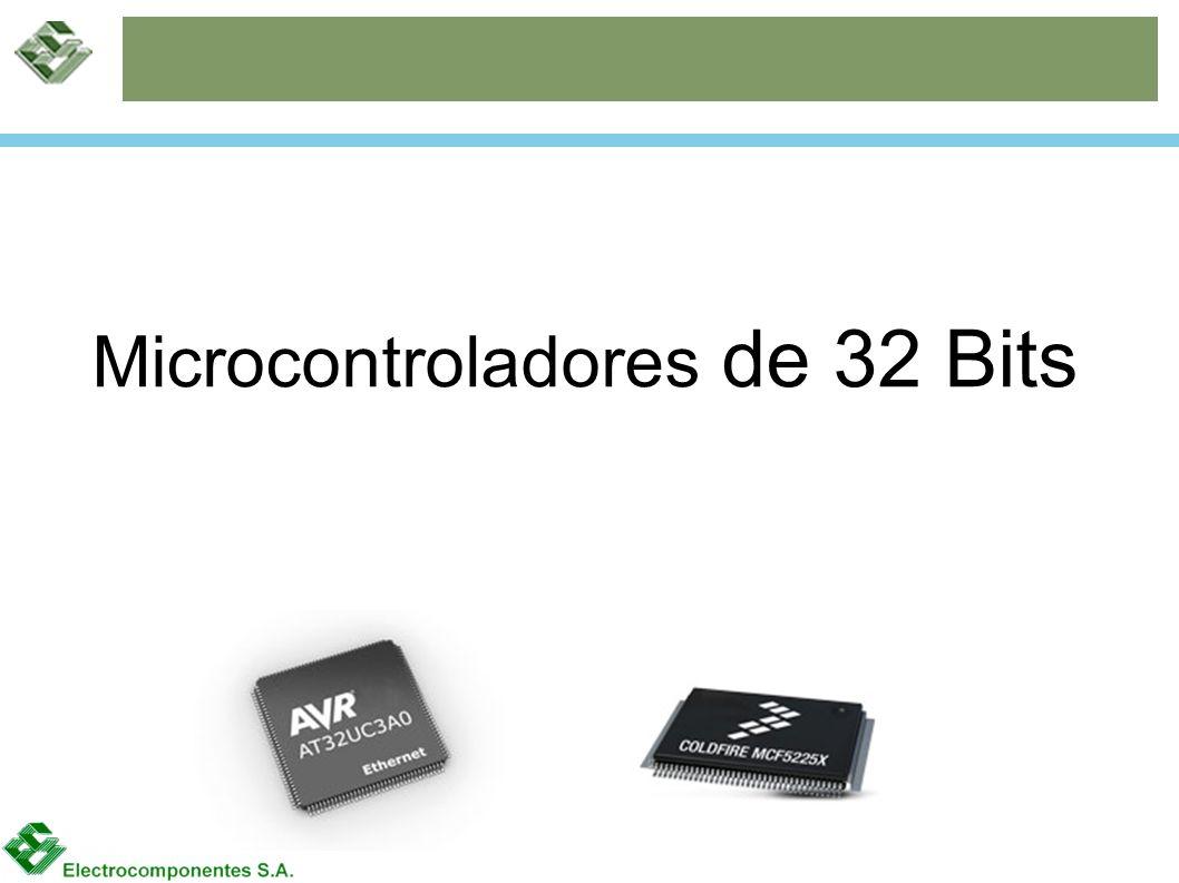 Microcontroladores de 32 Bits
