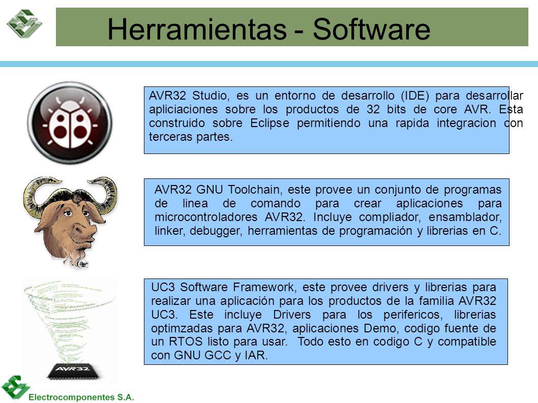 Herramientas - Software