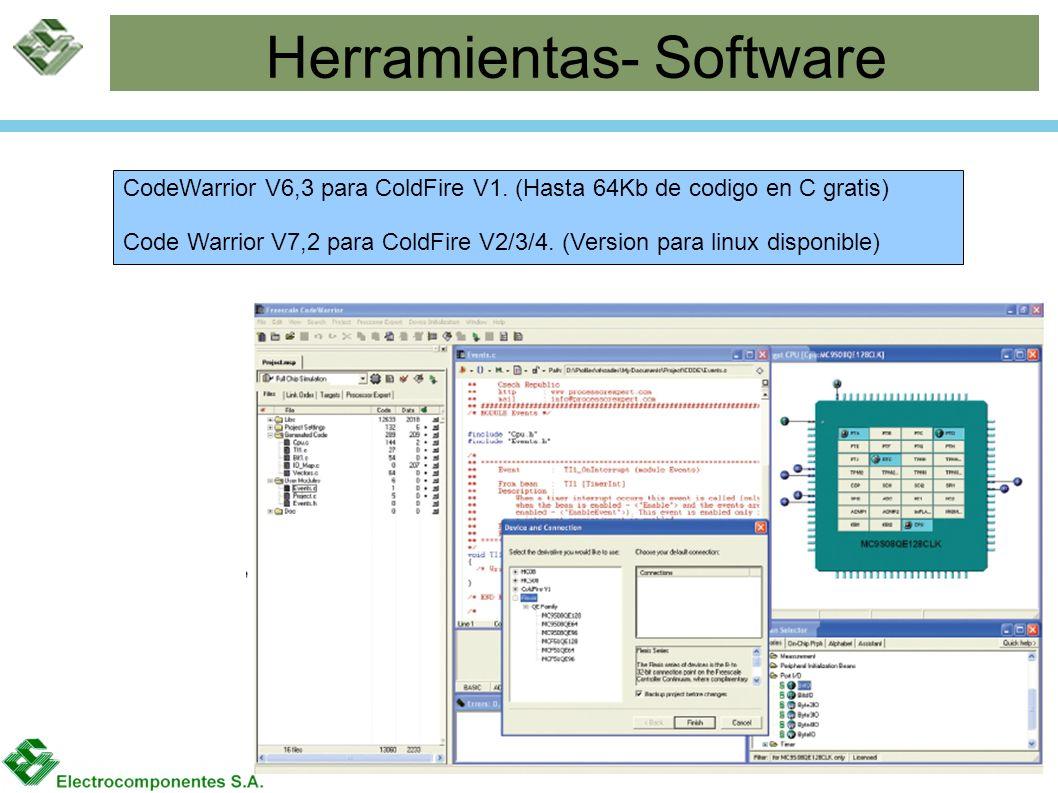 Herramientas- Software