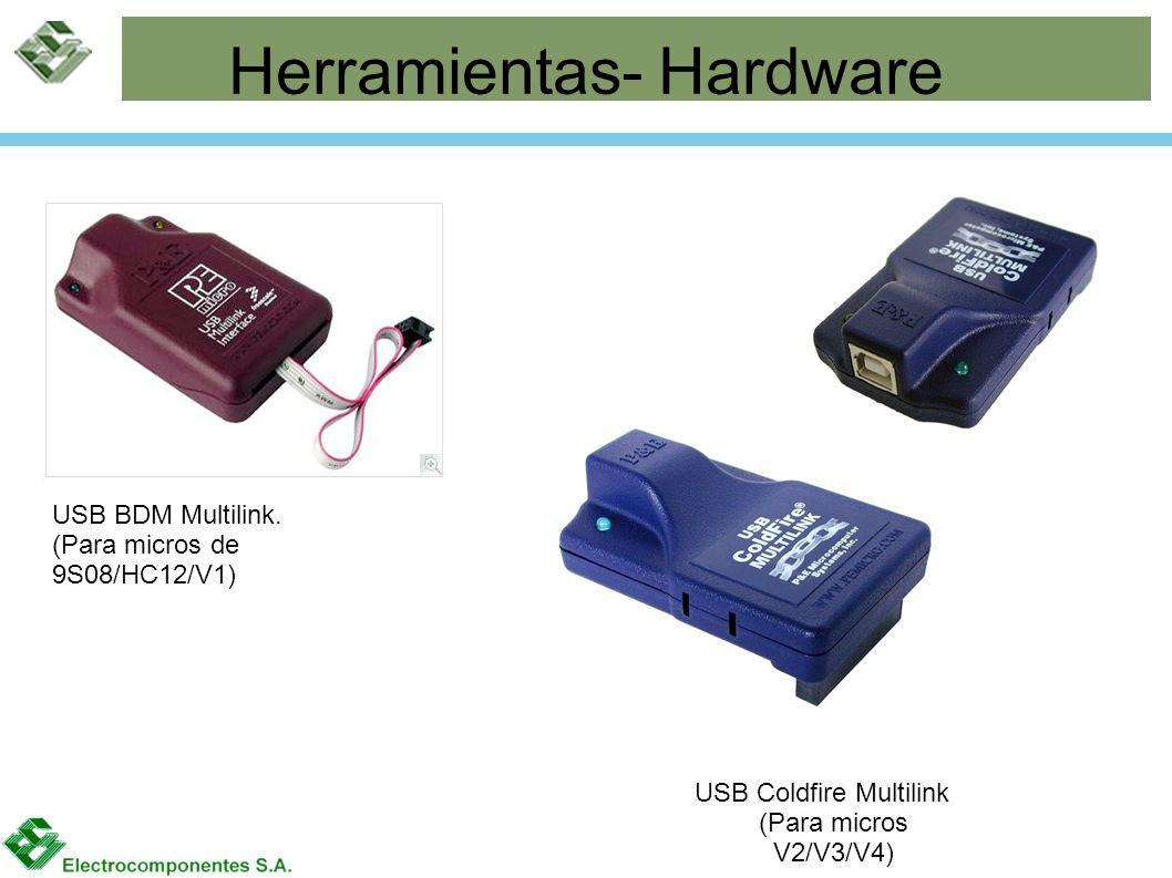 Herramientas- Hardware