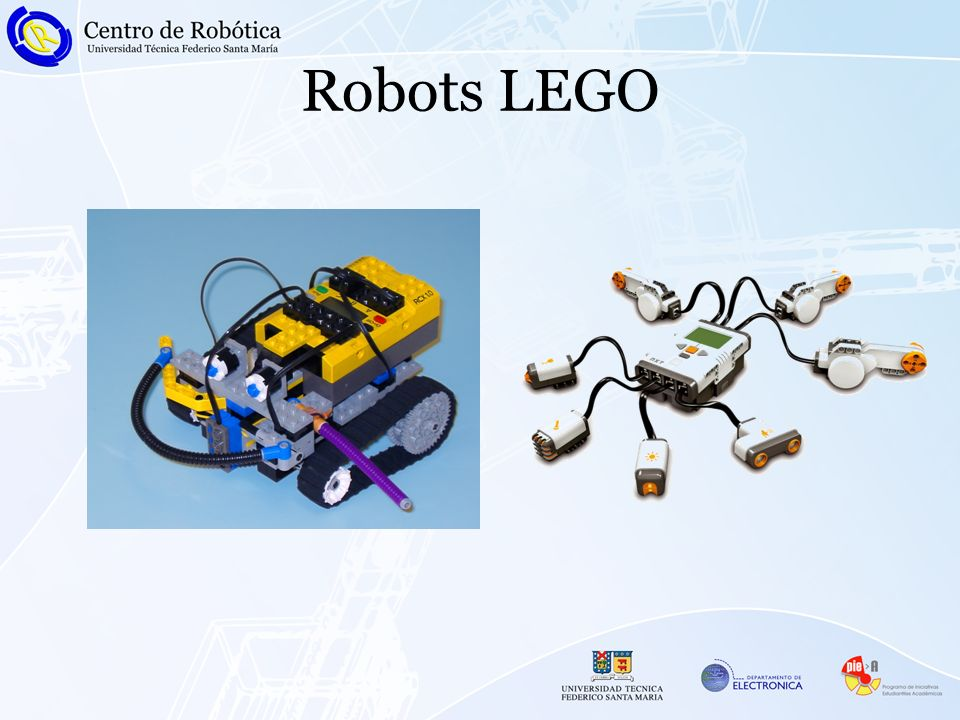 Robots LEGO