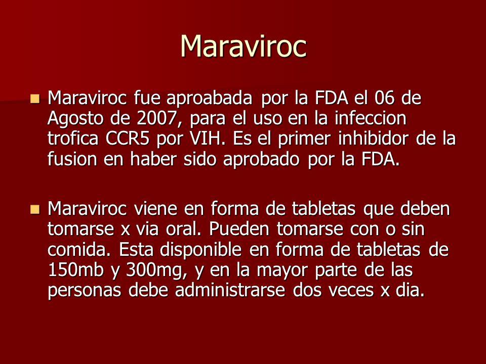 Maraviroc