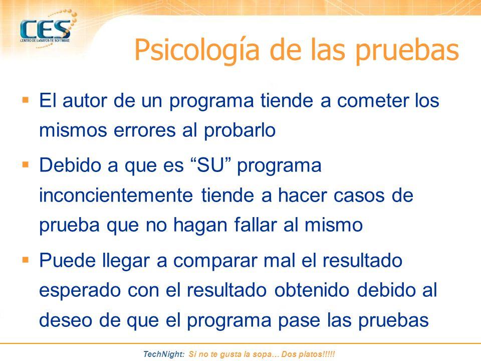 Psicología de las pruebas