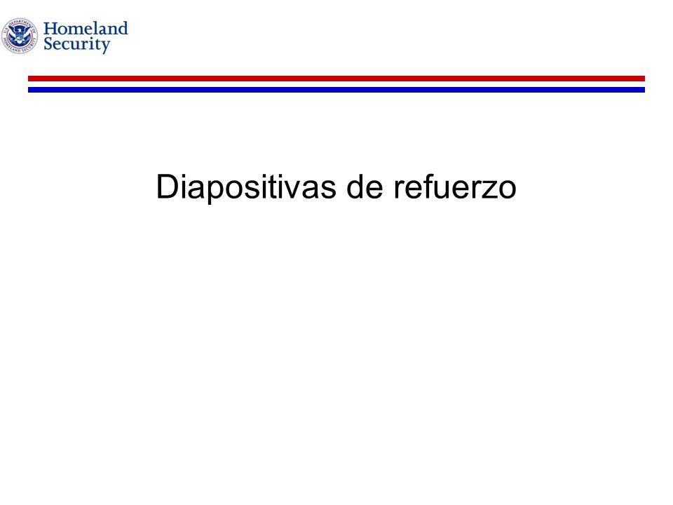 Diapositivas de refuerzo