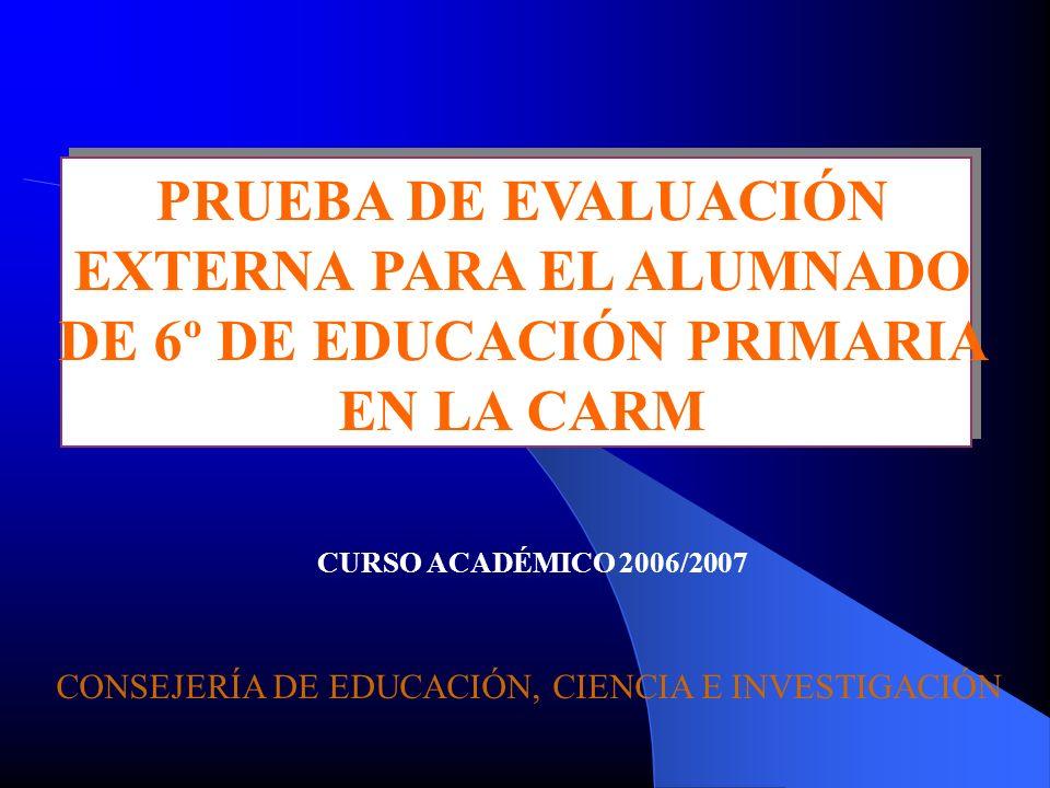Consejería de Educación, Ciencia e Investigación