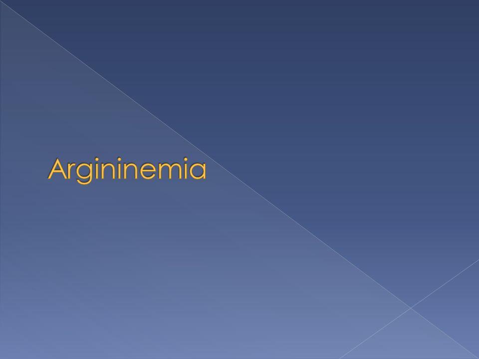 Argininemia