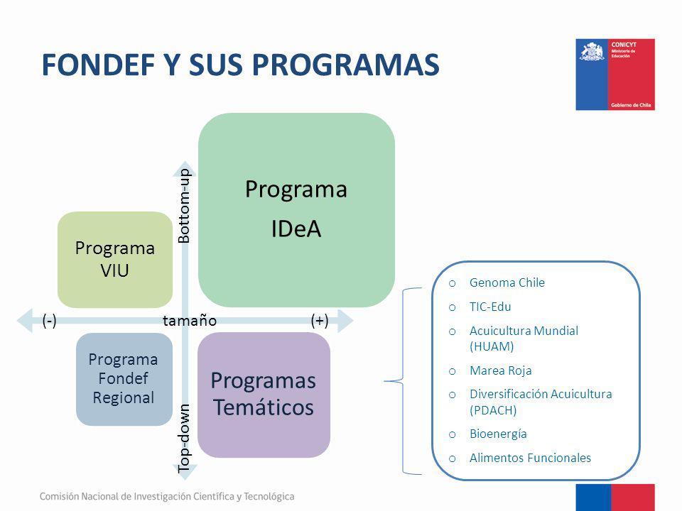 Programa Fondef Regional