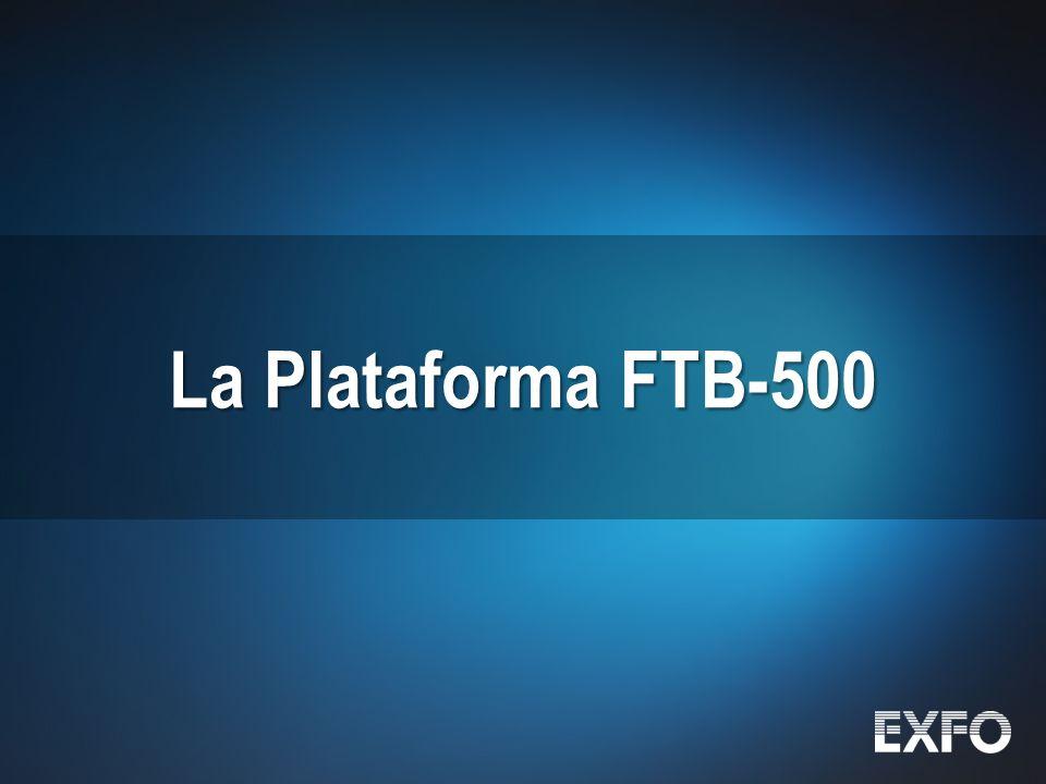 La Plataforma FTB-500
