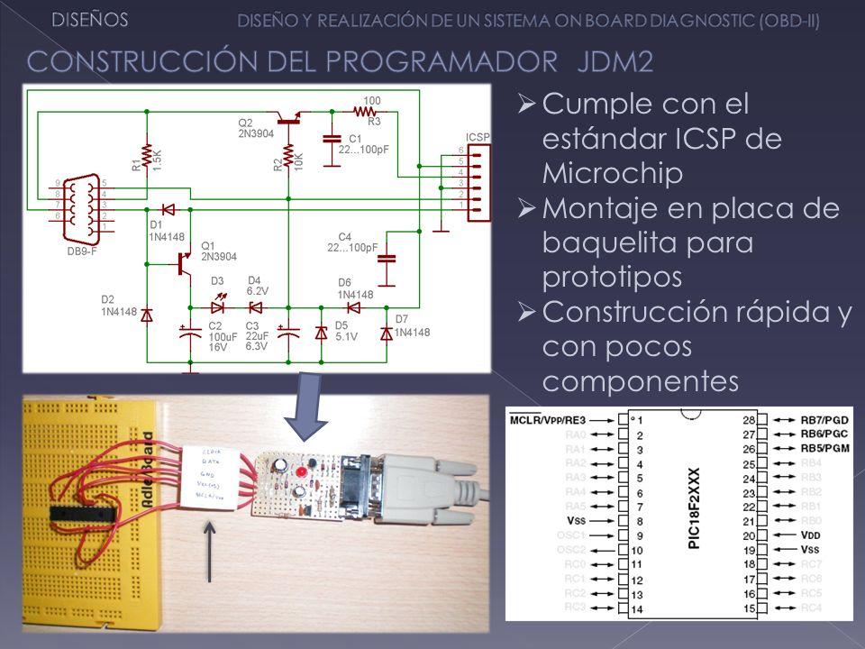 CONSTRUCCIÓN DEL PROGRAMADOR JDM2