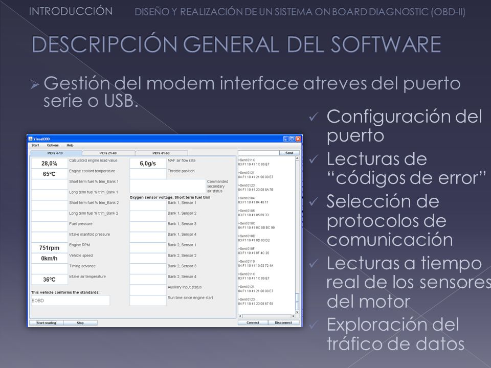 DESCRIPCIÓN GENERAL DEL SOFTWARE
