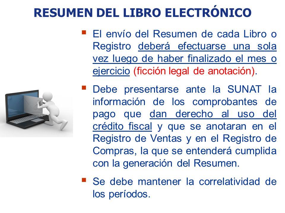 RESUMEN DEL LIBRO ELECTRÓNICO