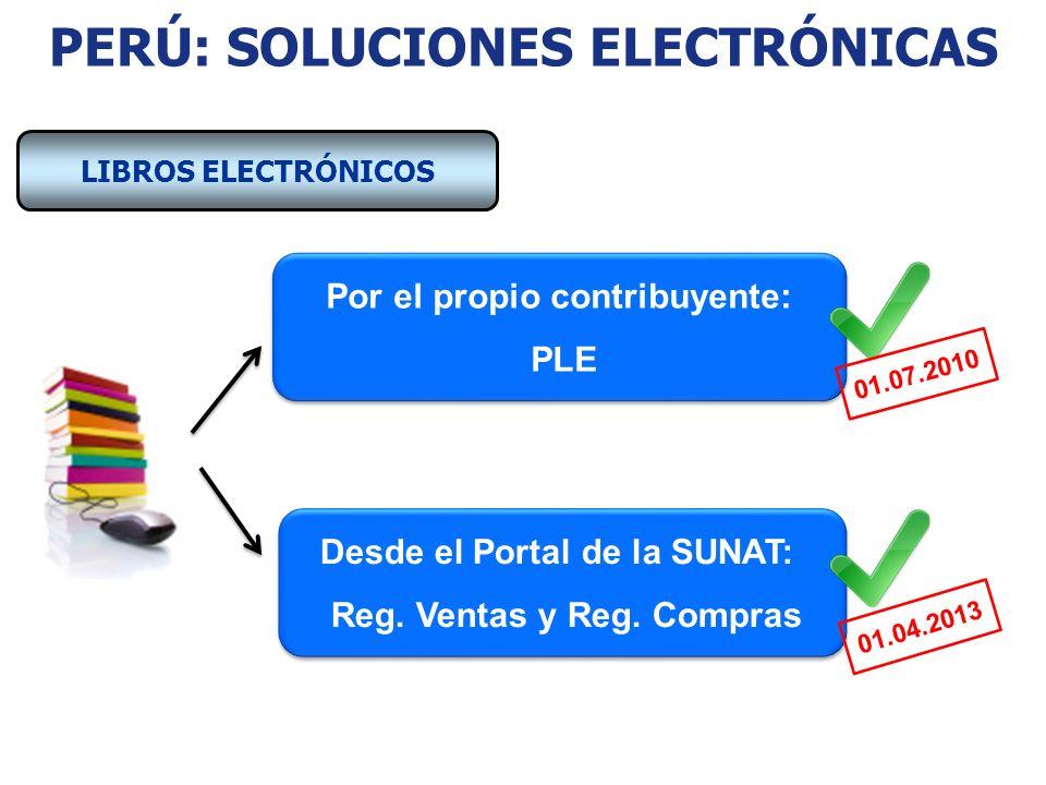 Perú: Soluciones Electrónicas