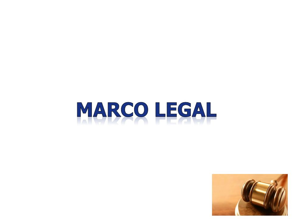MARCO LEGAL 7