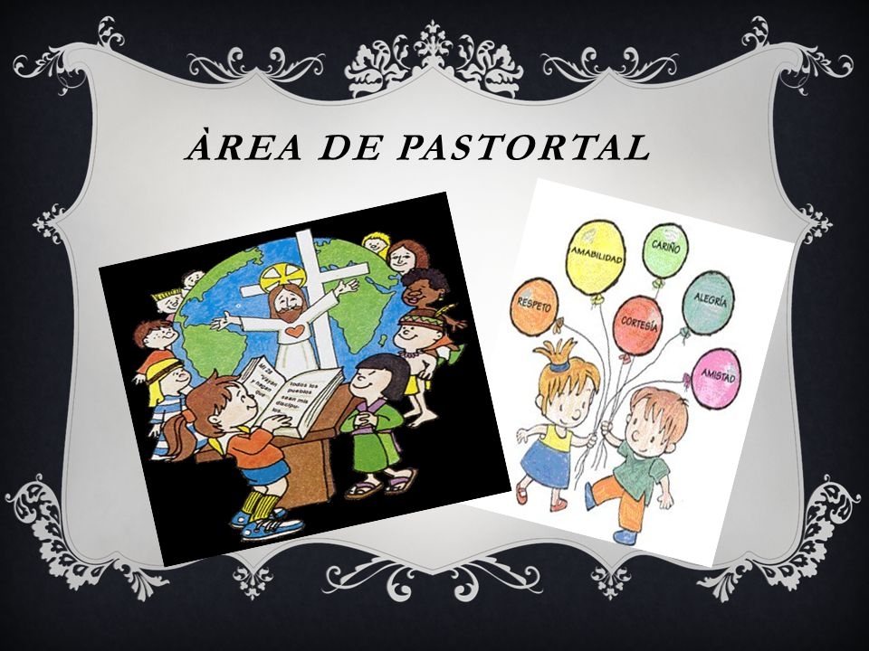 ÀREA DE PASTORTAL