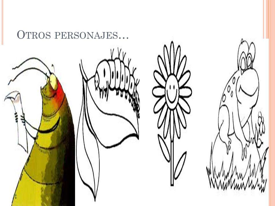 Otros personajes…